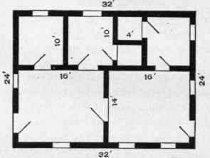 One Story Floor Plans