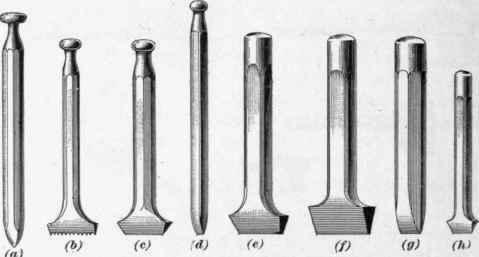 Stone-Cutting Tools