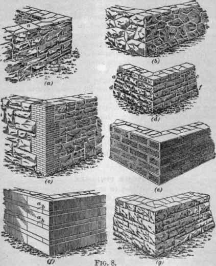 Stonework Granite Block : Classes of stone masonry