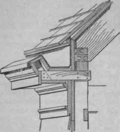 Historic Homeworks Forum View Topic Rooftop Gutters
