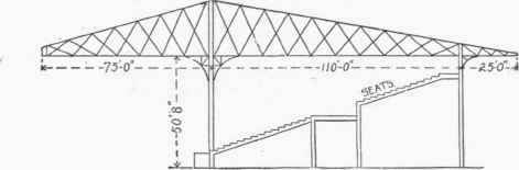 45 Examples Of Cantilever Roof Construction 300117 43 cantilever trusses