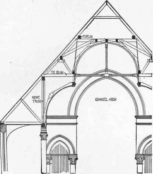 77 Longitudinal Trusses For Vaulted Ceilings 300184  sc 1 st  Chest of Books : vaulted roofs - memphite.com
