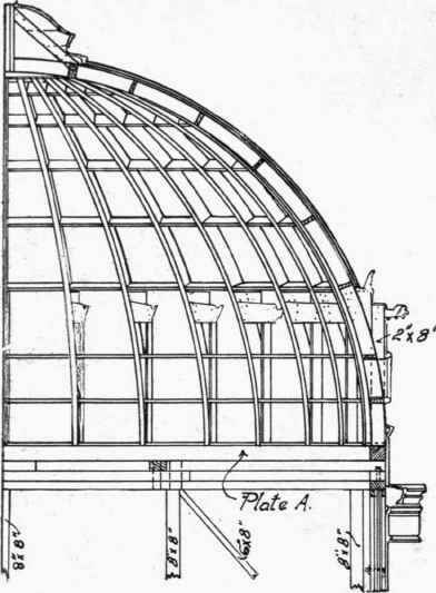 83 Steel Octagonal Roofs