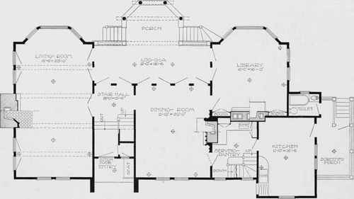Concrete building plans find house plans for Insulated concrete forms home plans