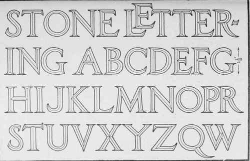 Carved stone lettering pixshark images
