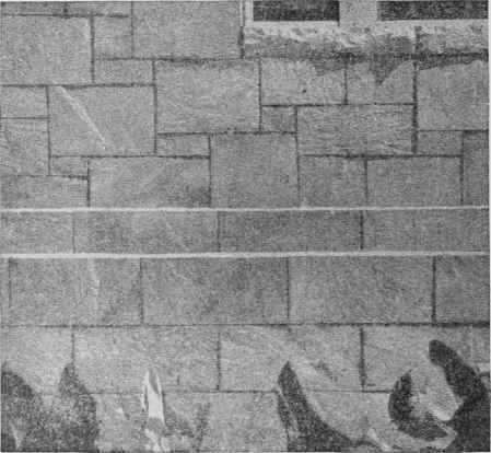 Stone Wall Work