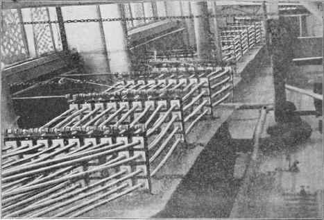 chicken feeders vintage galvanized trough