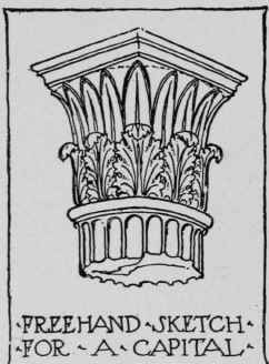 Fig. 73. Corinthian Capital from Tower of the Winds.