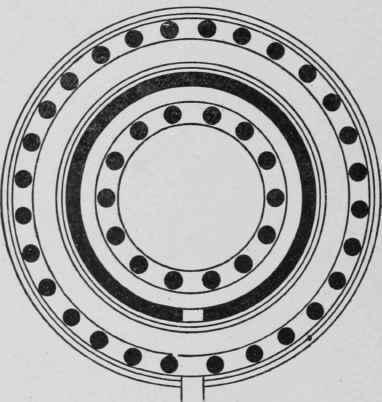 Fig. 78. Plan of the Tholos at Epidauros.