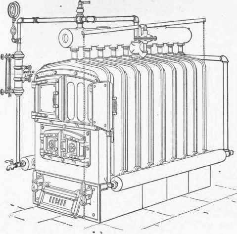 Sectional Boilers