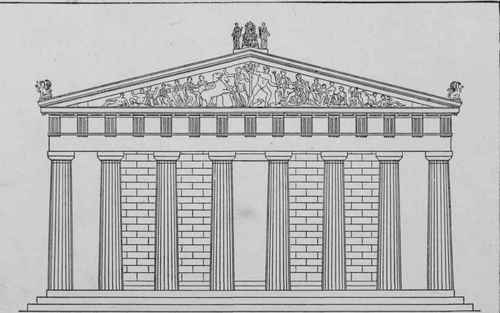 Study Of The Orders Part II The Greek Orders Of Architecture Part 3