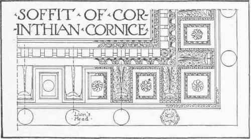 Corinthian Order Drawing The Corinthian Order Continued