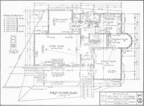 Drawings Of Existing Buildings
