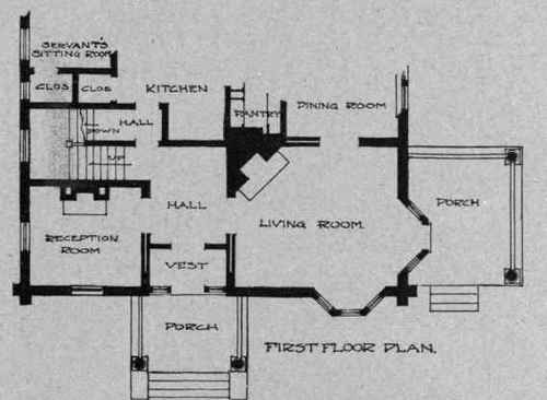Entrances part 2 - Two entrance house plans discretion in the family ...
