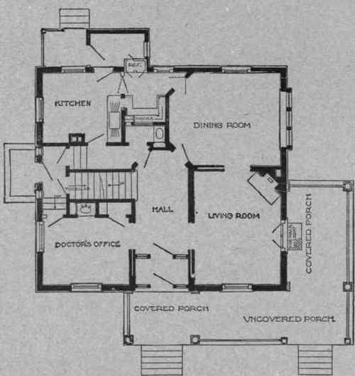 Front Stairway Plans