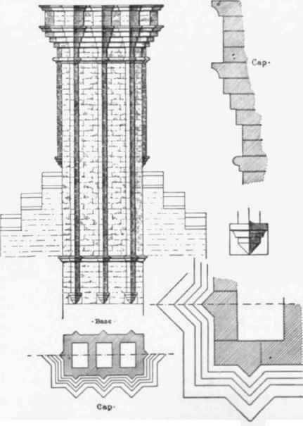 Brick Chimney Design Fireplaces And Chimneyspart 2