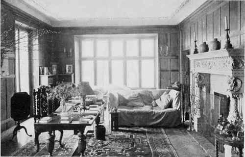The Philosophy of Interior Design: Early 1900s Part 3: Interior ...
