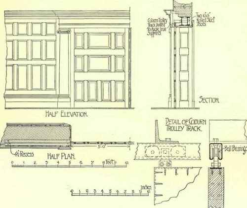 Framed And Panelled Doors 199  sc 1 st  Chest of Books & Doors And Framings. Part 4