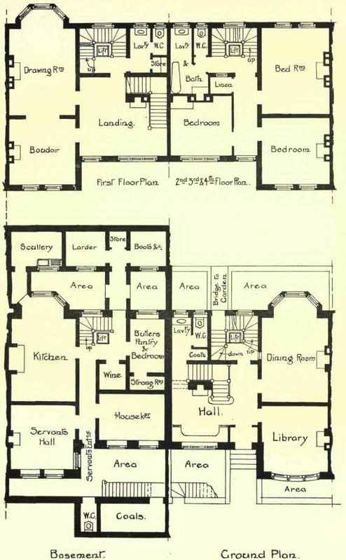 The Sopranos House Floor Plan