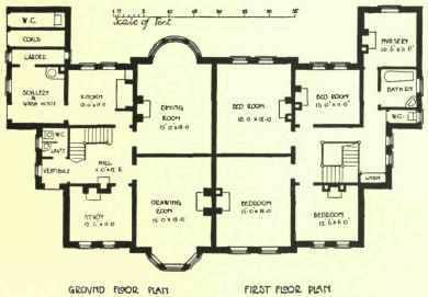 Chapter III. Semi-Detached Houses