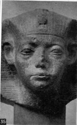 35. Amenemhat III.