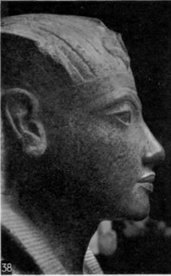 38. Tutankhamen.