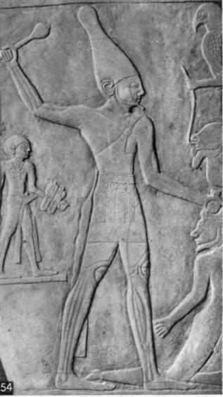 54. King Narmer