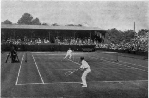 The Lawn Tennis Championship