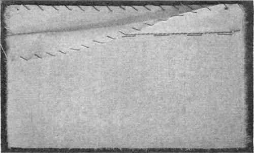Fig. 118. - Plain seam