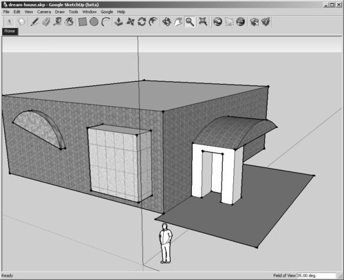 Design Your SketchUp Dream House