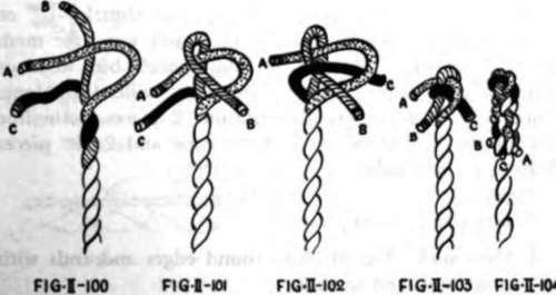Decorative Knots. Part 3