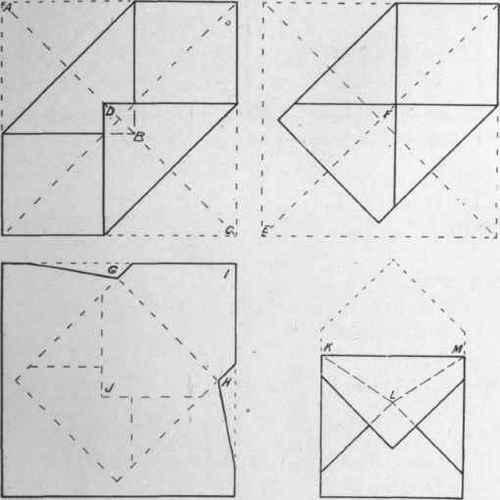 V Envelope Problems