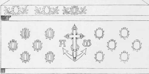 Ecclesiastical Embroidery Altar Frontal Designs
