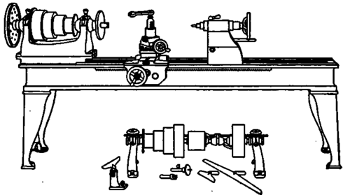 pattern makers lathe