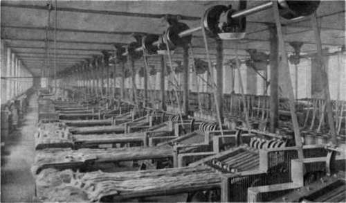 Lesson 9  The Story Of The Manufacture Of Linen Yarn Into Cloth