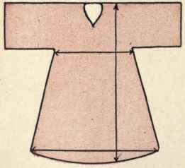 Chapter III. What You Can Make From The Kimono Pattern