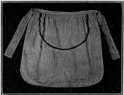 Clothespin Apron