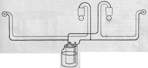Concrete bulkhead fitting gt shower adapter for