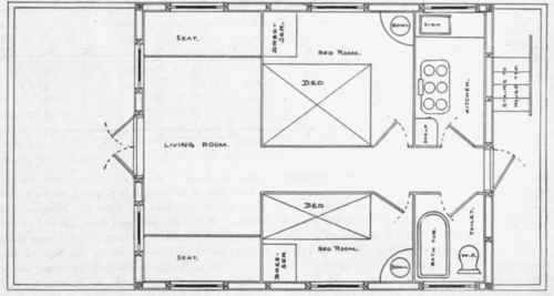 Houseboat Plans Picture