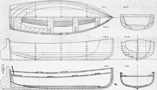 How To Build A 12-Foot Row-Boat