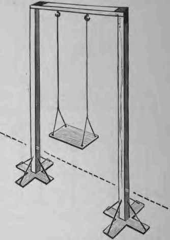 how to build build a swing pdf plans. Black Bedroom Furniture Sets. Home Design Ideas