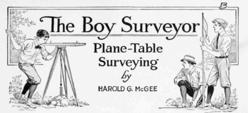 Plane Table Surveying 4