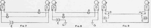 Wiring Diagram For Two Or More Bells