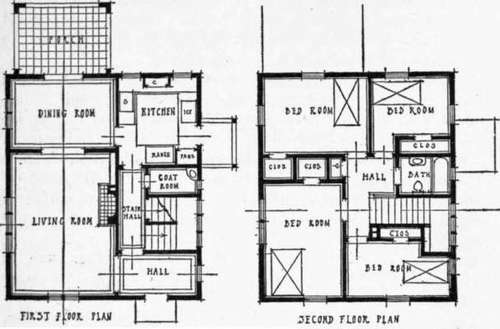 Fig 1 - View Small House Design Guide  PNG