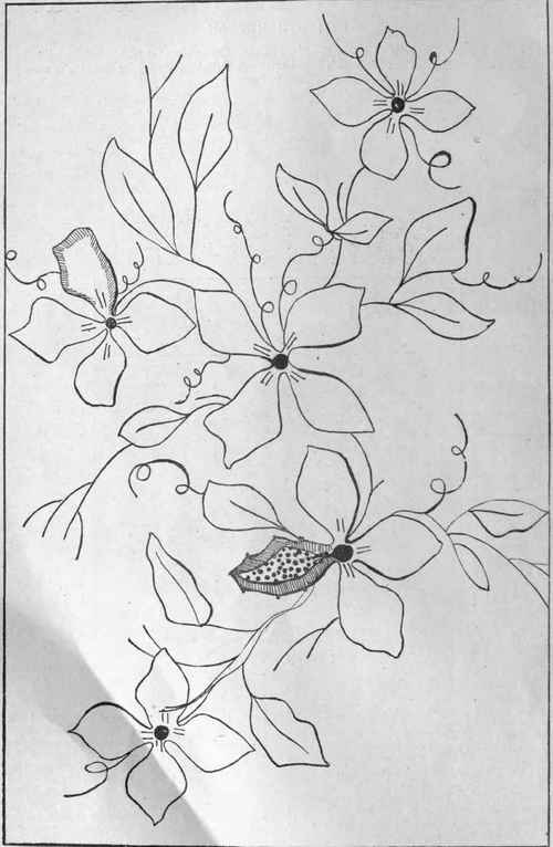 BEADED EMBROIDERY PATTERNS  Free Patterns