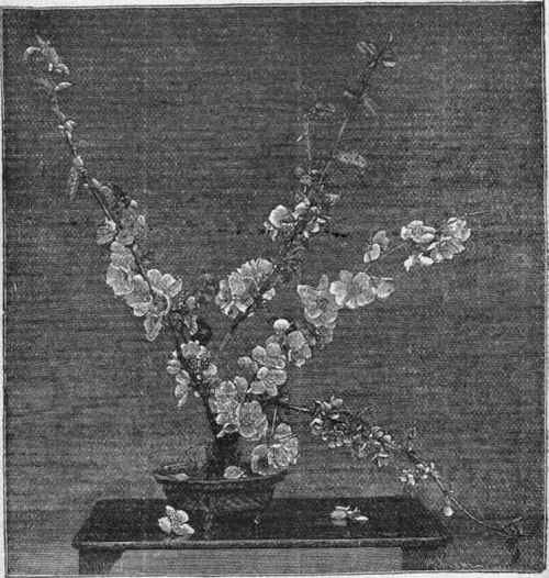 japanese art flowers. Japanese Art Of Arranging Cut