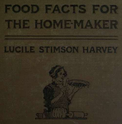 Food Facts For The Home Maker