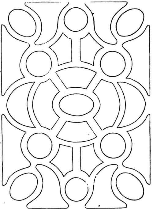 Plan Of A Flower Garden
