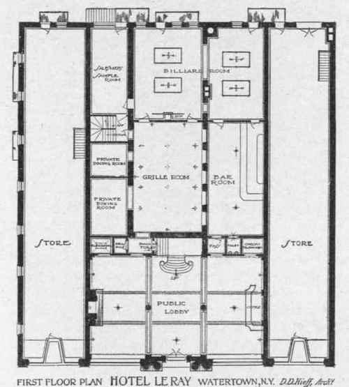 Hotel Floor Plan images