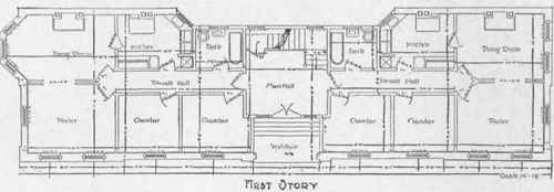 Example Of Apartment House Plans